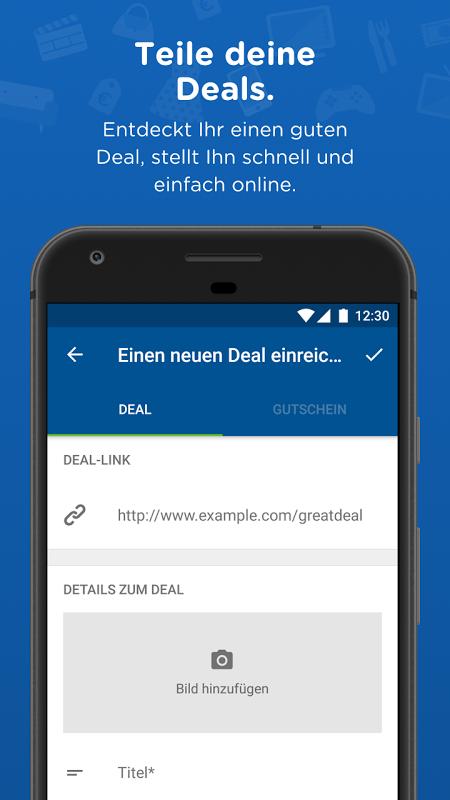 mydealz – Gutscheine & Deals 5.3.03 Screen 4