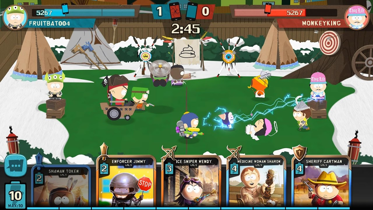 Android South Park: Phone Destroyer™ Screen 18