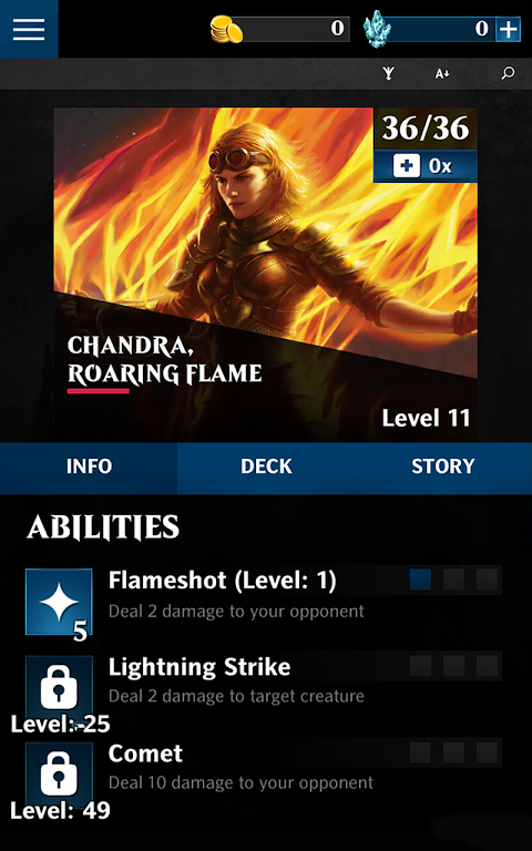Magic the Gathering Puzzle Quest 1.0.1.4842 Screen 7