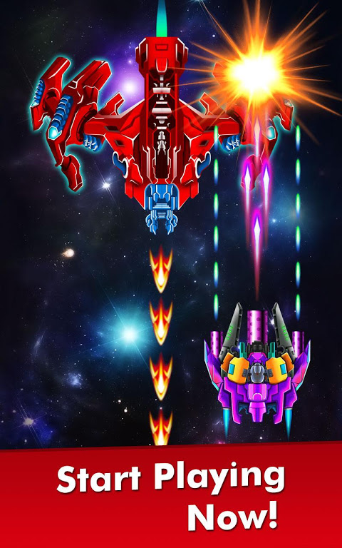 Galaxy Attack: Alien Shooter 7.13 Screen 5