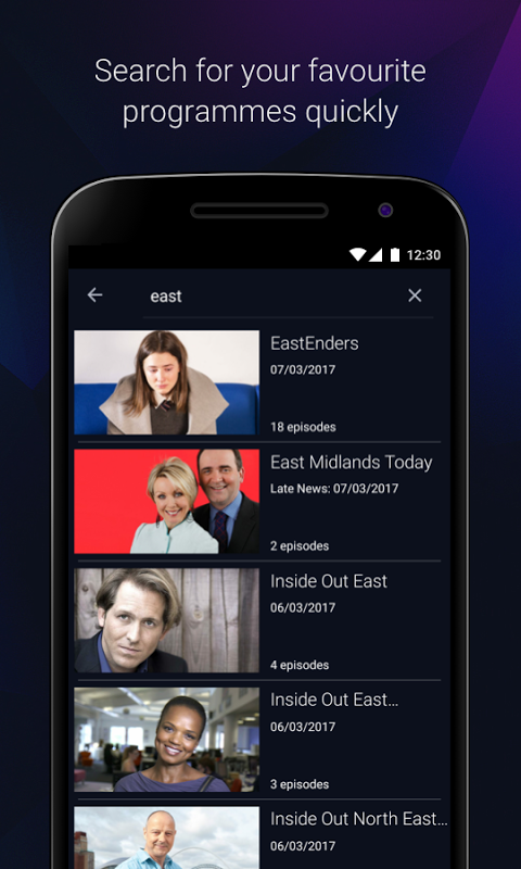 BBC iPlayer 4.38.0.3 Screen 6