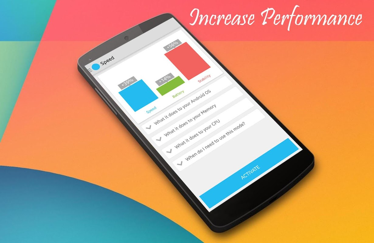 Android Hexa-Core Processor Booster Screen 1