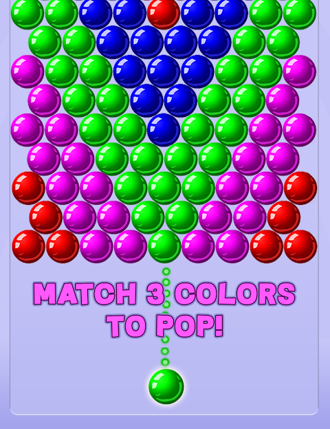 Bubble Shooter 7.051 Screen 3