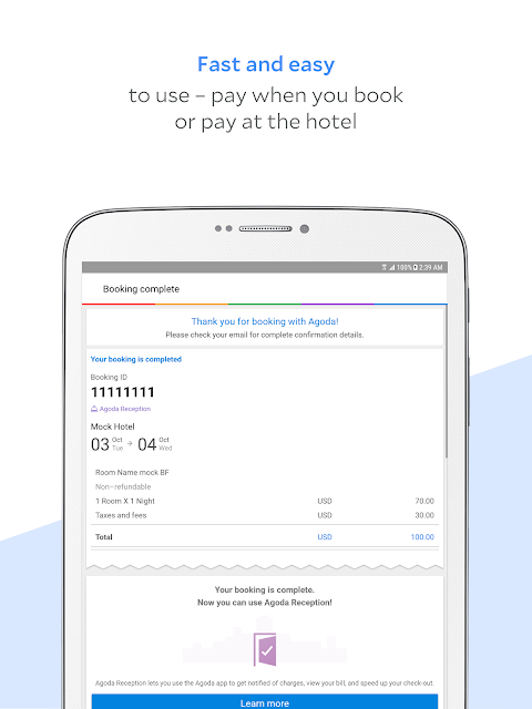 Android Agoda – Hotel Booking Deals Screen 8