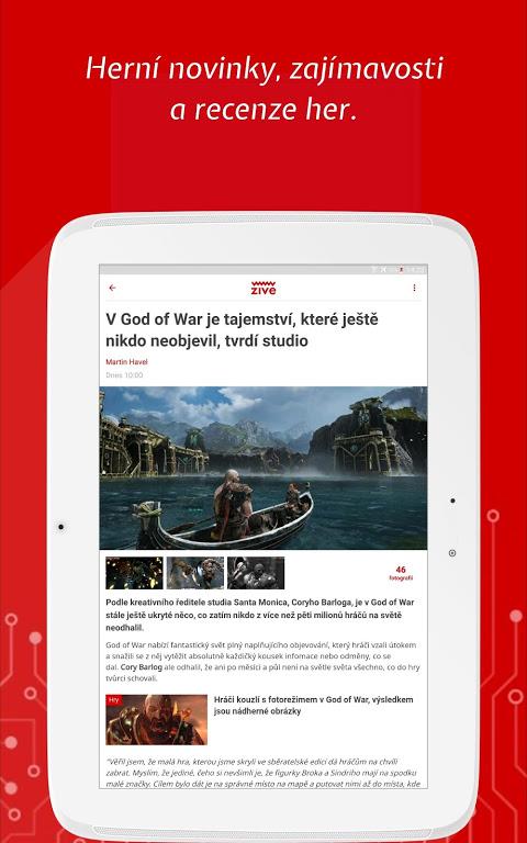 Živě cz a časopis Computer 2 0 4 APK Download by CZECH NEWS