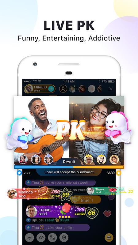 BIGO LIVE - Live Stream, Live Video & Live Chat 4.8.1 Screen 5