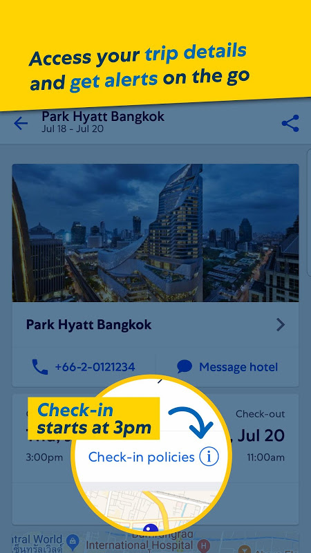 Expedia Hotels, Flights, Car Hires & Activities 19.29.0 Screen 6