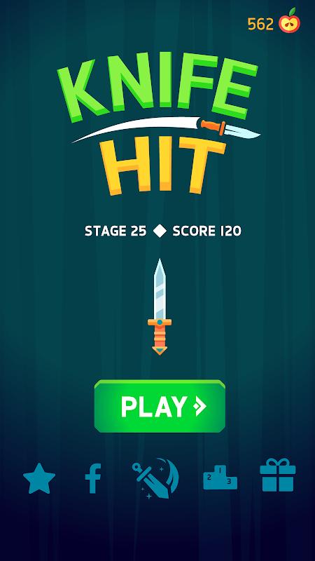 Knife Hit 1.8.3 Screen 3