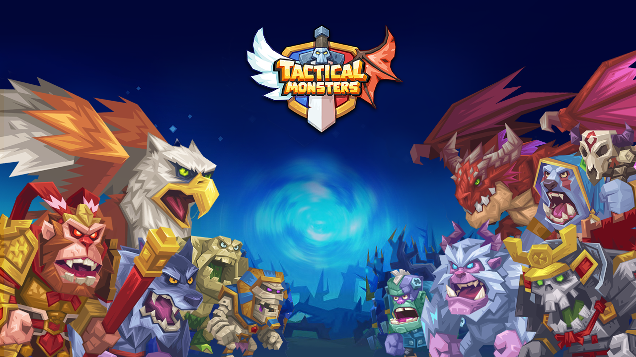 Android Tactical Monsters Rumble Arena -Tactics & Strategy Screen 5