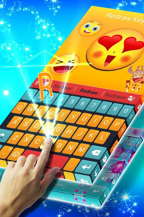 Redraw Keyboard Emoji & Themes 2.8.2c Screen 5