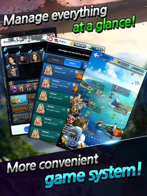 Android Ace Fishing: Wild Catch Screen 7