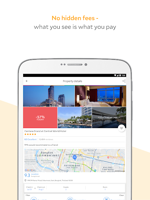 Android Agoda – Hotel Booking Deals Screen 10