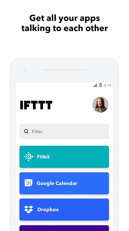 IFTTT 4 0 3 APK Download by IFTTT | Android APK