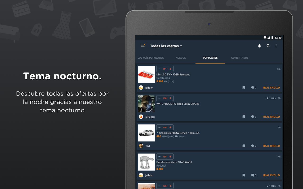 Chollometro – Chollos, ofertas y cosas gratis 5.19.03 Screen 17