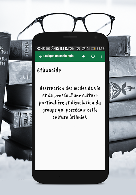 Dictionnaire de sociologie 2017 2.0 Screen 2