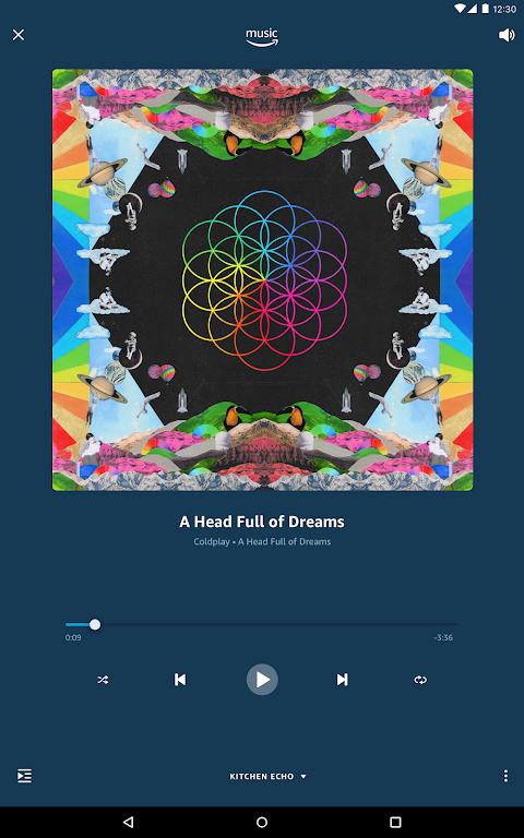 Amazon Alexa 2.2.237625.0 Screen 3
