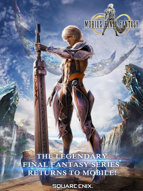 Android MOBIUS FINAL  FANTASY Screen 4