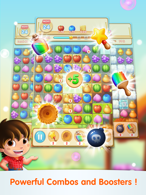 Android Fruit Blast Mania Screen 5