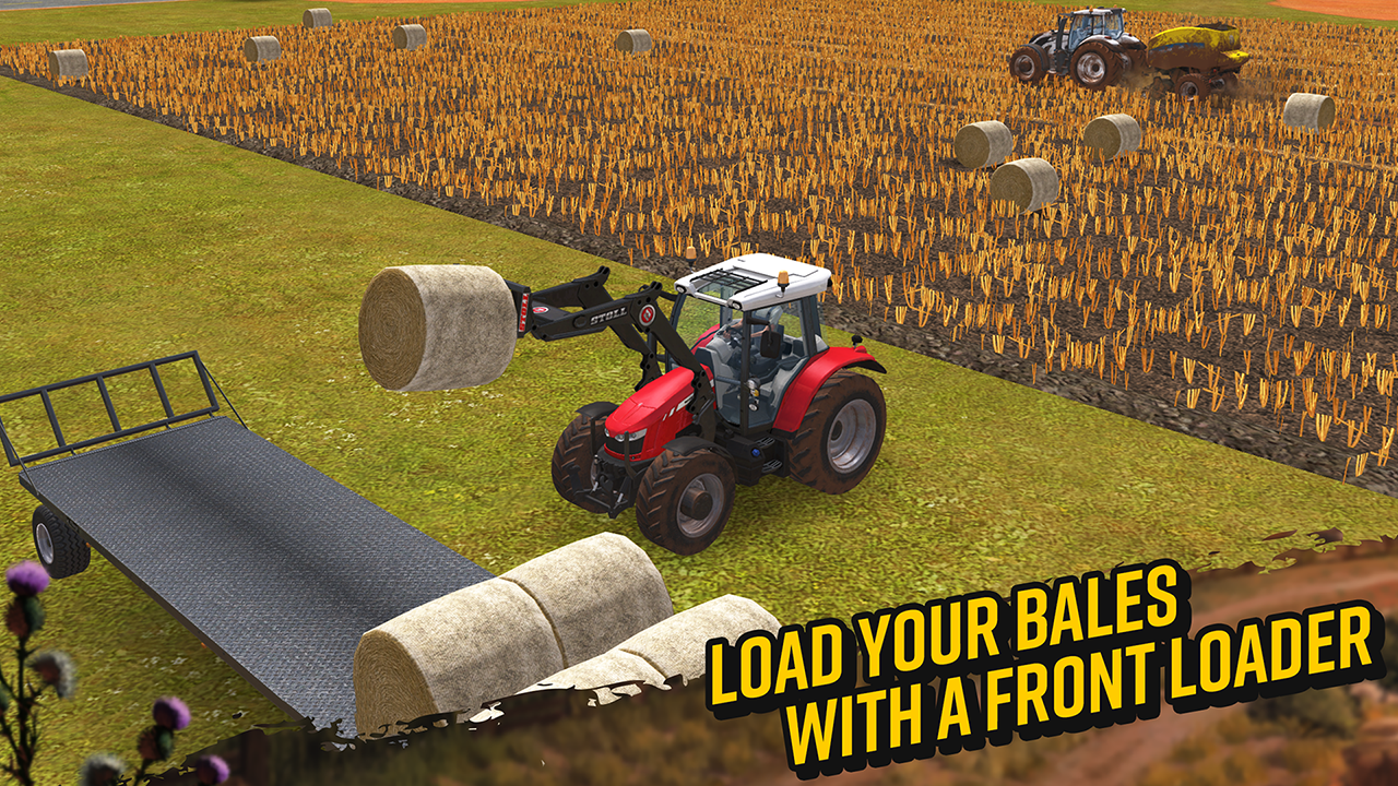 Android Farming Simulator 18 Screen 3