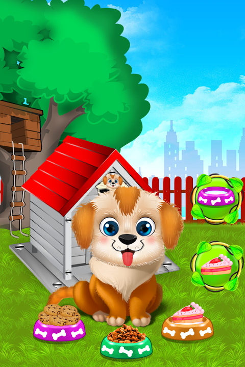 Pet Life My Cute Puppy 7.2 Screen 5