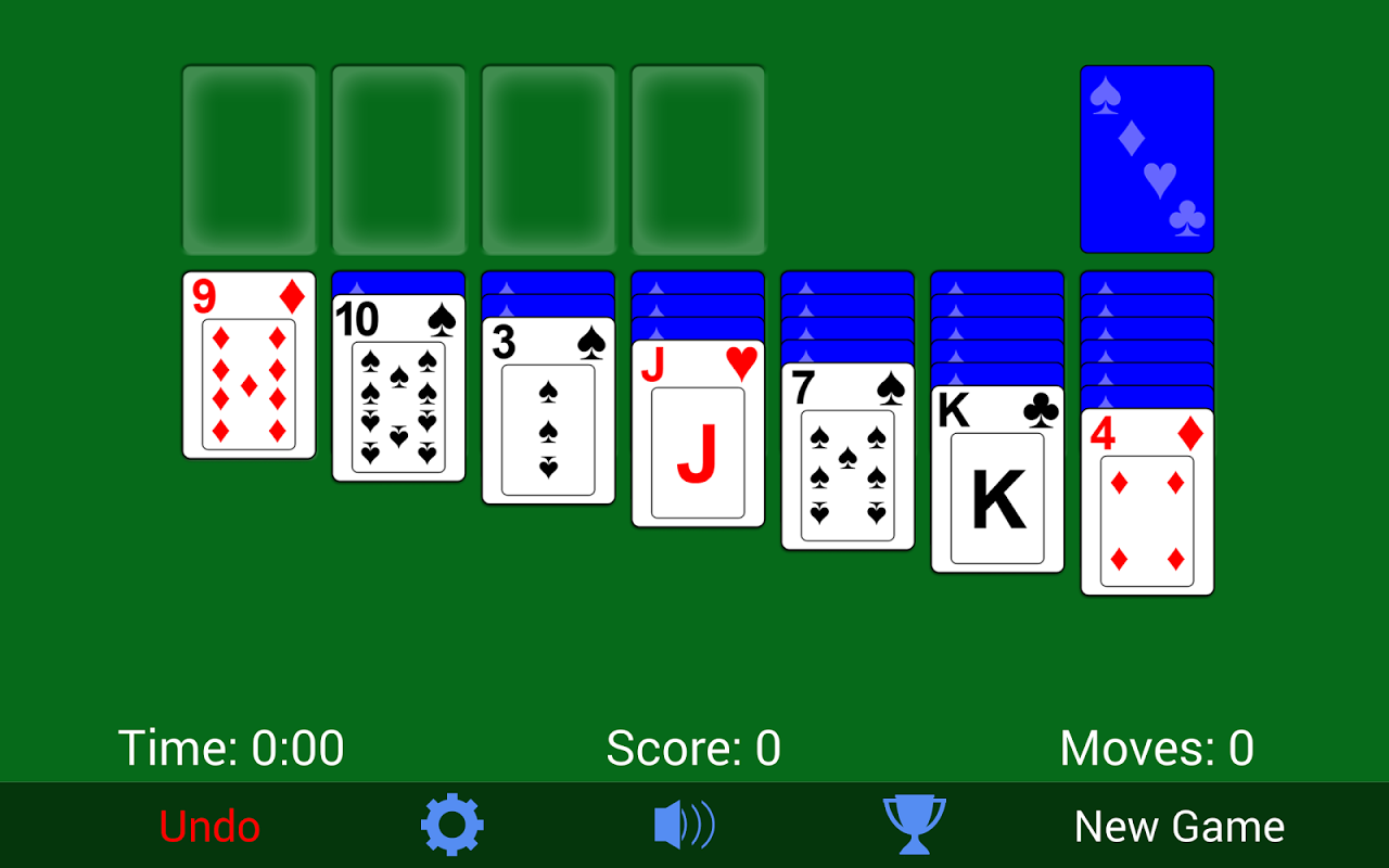 Solitaire 3.3.3 Screen 4