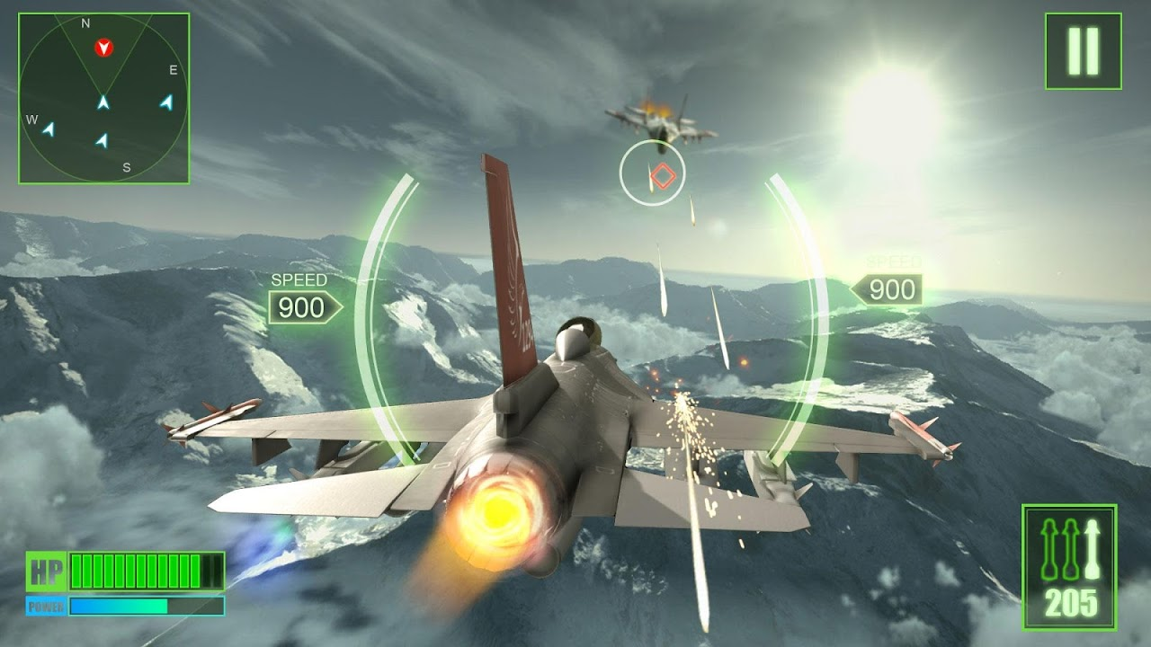 Frontline Warplanes 1.1.0 Screen 2