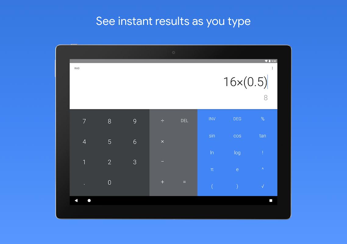 Calculator 7.3 (4410489) Screen 10