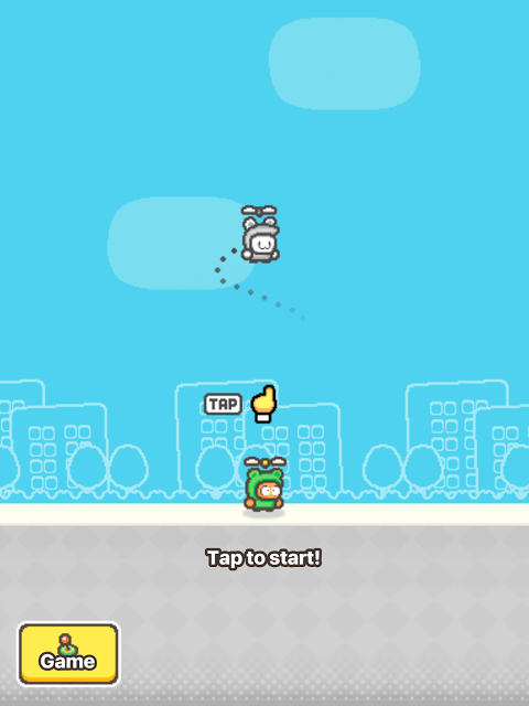 Android Swing Copters 2 Screen 12