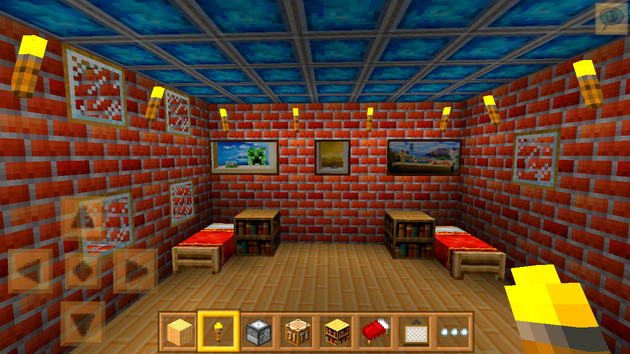 Android Extreme Craft: Building Screen 4