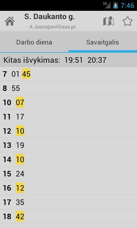 Busai Kaunas 1 2 103 APK Download by TRAFI | Android APK