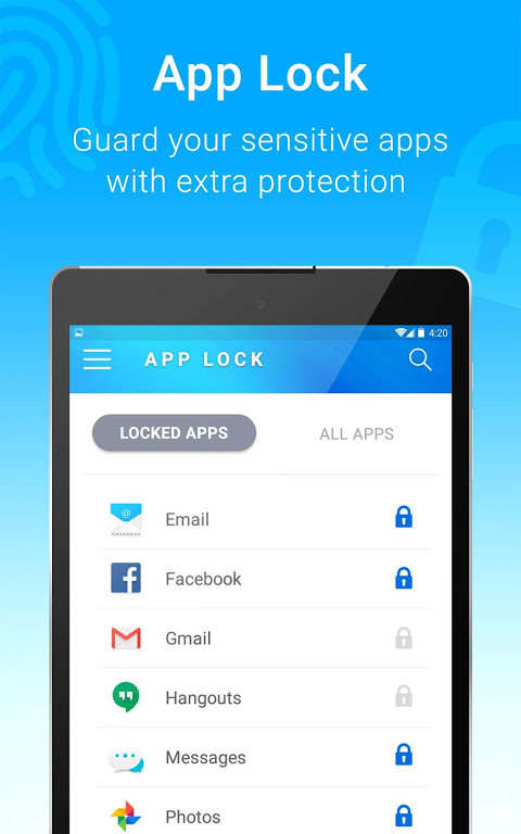 Applock - Fingerprint Pro 1.38 Screen 8