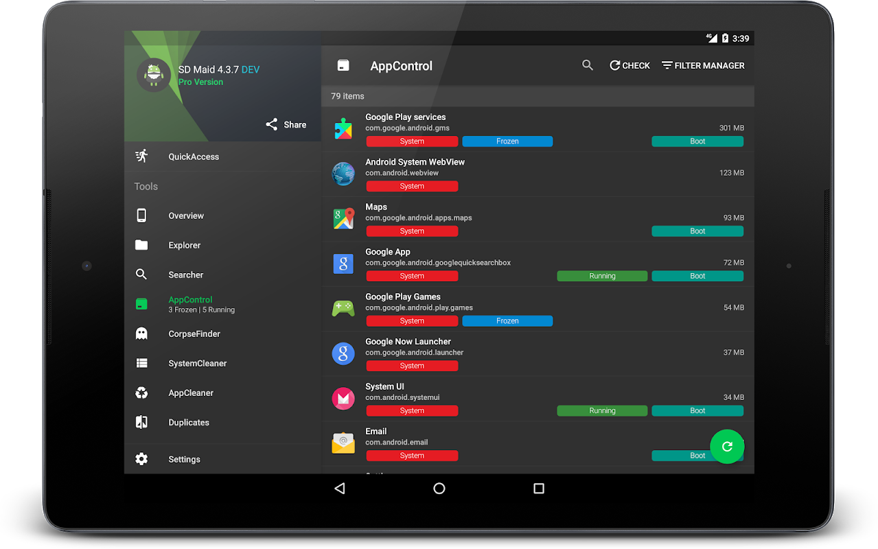 SD Maid - System Cleaning Tool 4.12.3 Screen 10
