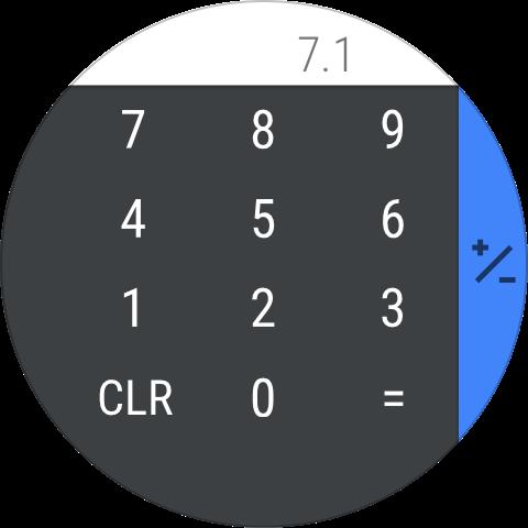 Calculator 7.3 (4410489) Screen 3