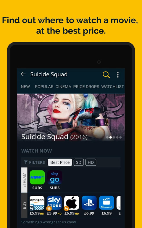 JustWatch - Search Engine for Streaming and Cinema 0.24.58 Screen 20