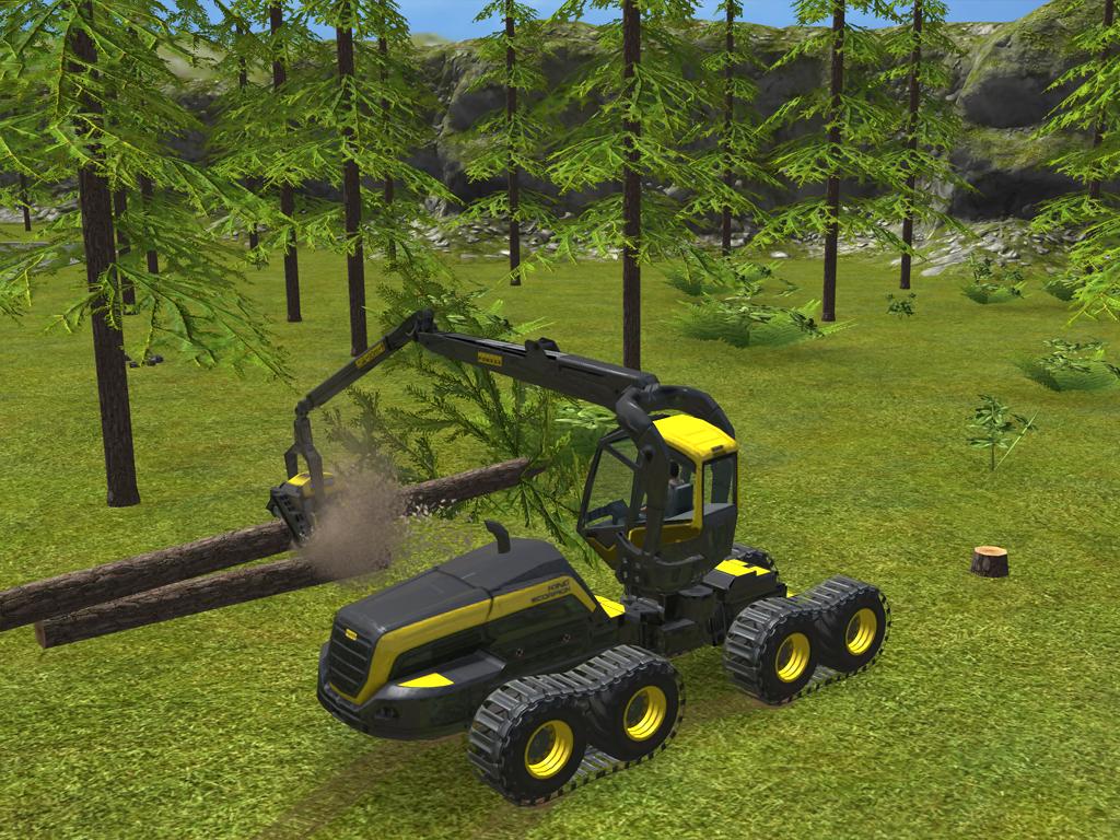 Android Farming Simulator 16 Screen 2