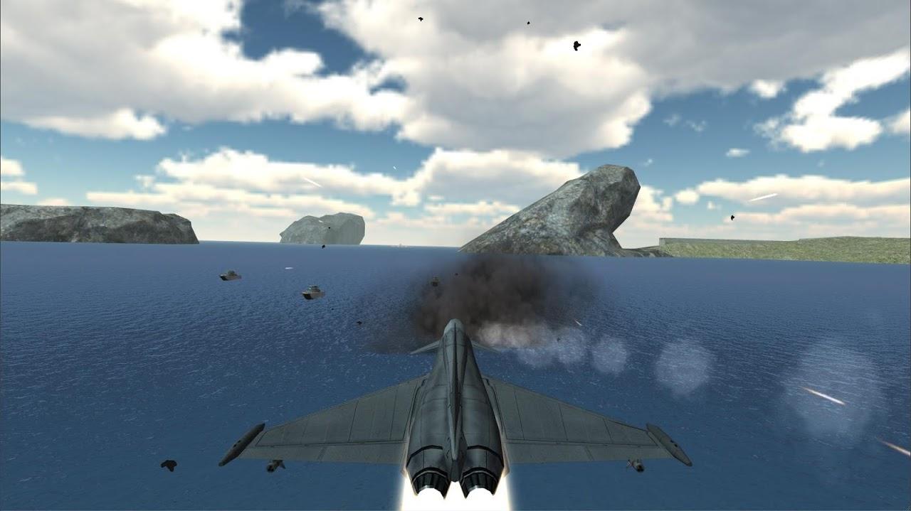 F18 Airplane Pilot Simulator 1.0 Screen 3