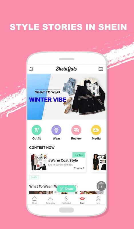 SHEIN-Fashion Shopping Online 6.5.2 Screen 4