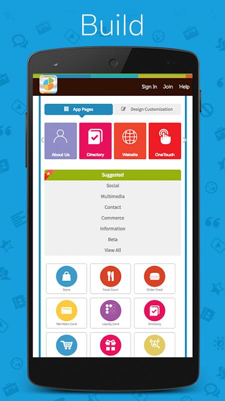 App Builder - Create own app ( FREE App maker ) 1.67 Screen 3