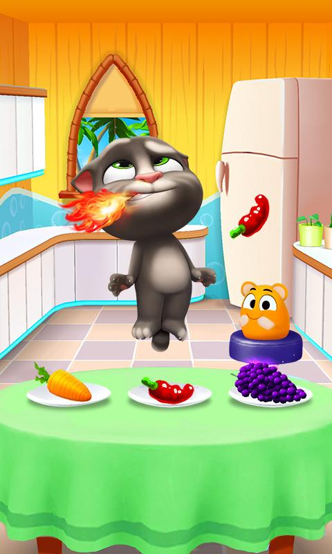 My Talking Tom 2 1.0.1337.1843 Screen 2