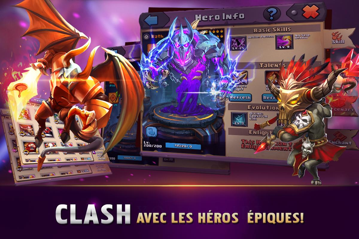 Android Clash of Lords 2: Clash Divin Screen 5