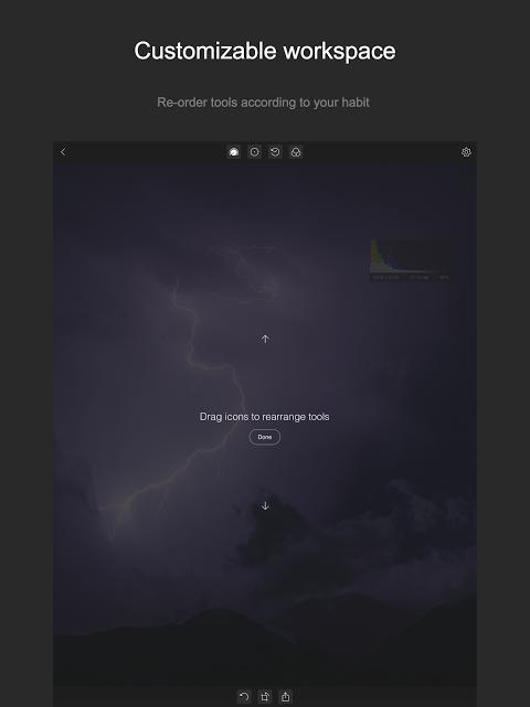 Polarr 2.5.2 Screen 7