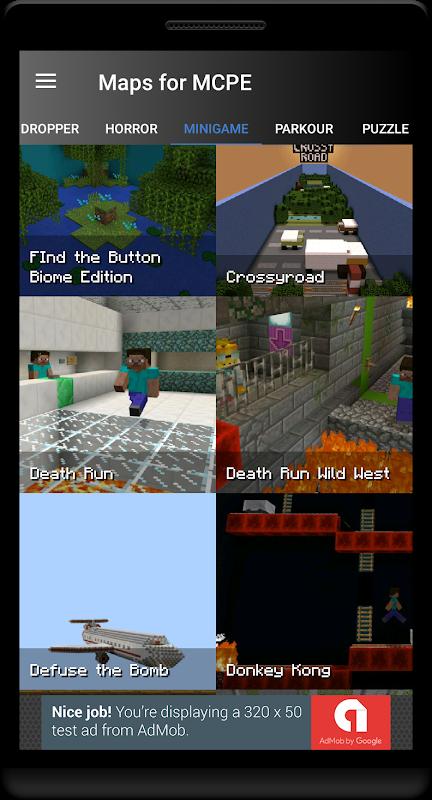 Maps for MCPE 1.0 Screen 2