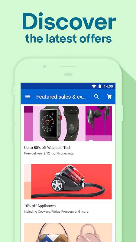 eBay Shopping Deals & Discounts - Buy, Sell & Save 5.28.1.1 Screen 5