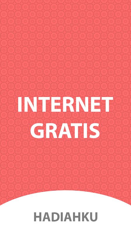 Android Hadiahku - Internet, Pulsa & Kuota Gratis Screen 2