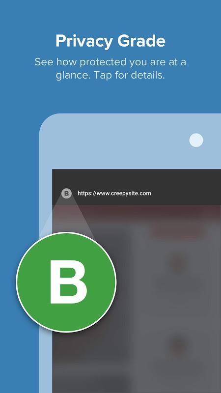 DuckDuckGo Privacy Browser 5.11.1 Screen 2