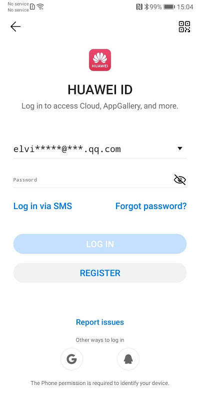 Huawei Mobile Services 3.0.1.302 Screen 4