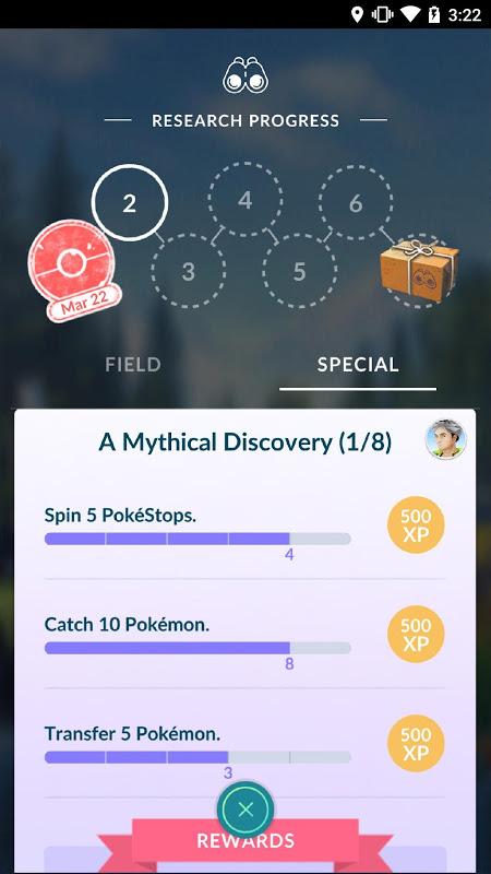 Pokémon GO 0.123.2 Screen 4