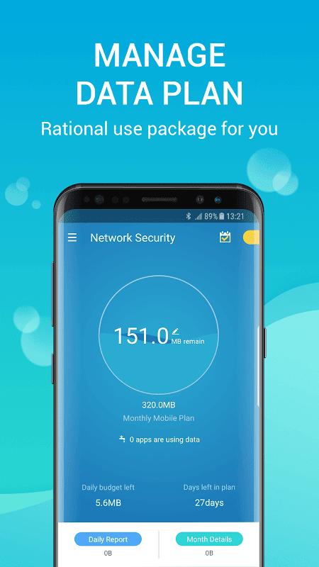 Network Security Pro - Speed test & VPN 1.1.6 Screen 5