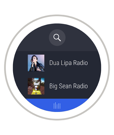 Pandora Music 1902.1 Screen 1