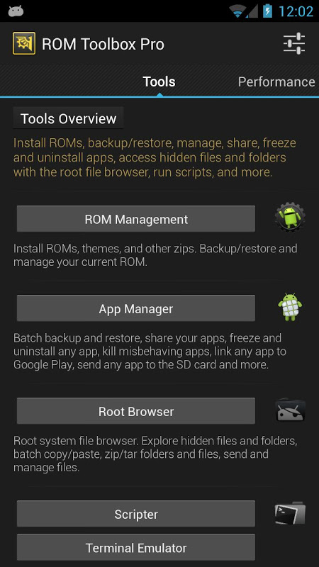 Android ROM Toolbox Pro Screen 8